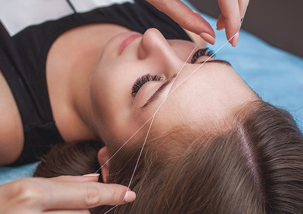 marbe jd hairstylisten wat doen wij epileren